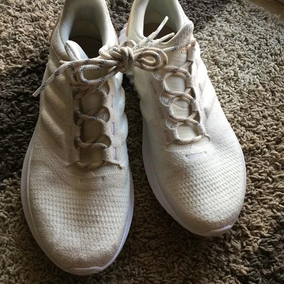 0820da597 adidas Shoes - Adidas AlphaBounce Beyond Knit Running Shoes - 8.5